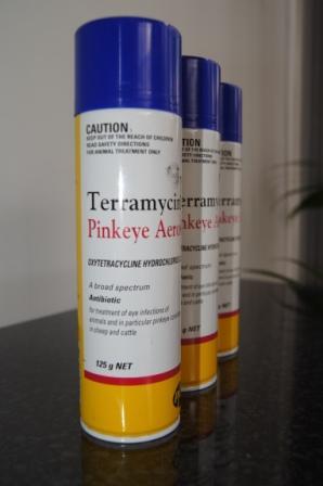 Terramycin Pinkeye Aerosol