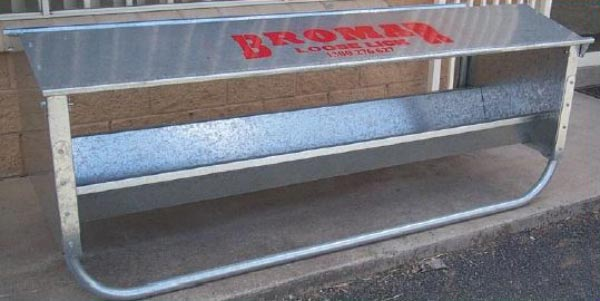 Bromar Loose Lick Feeder