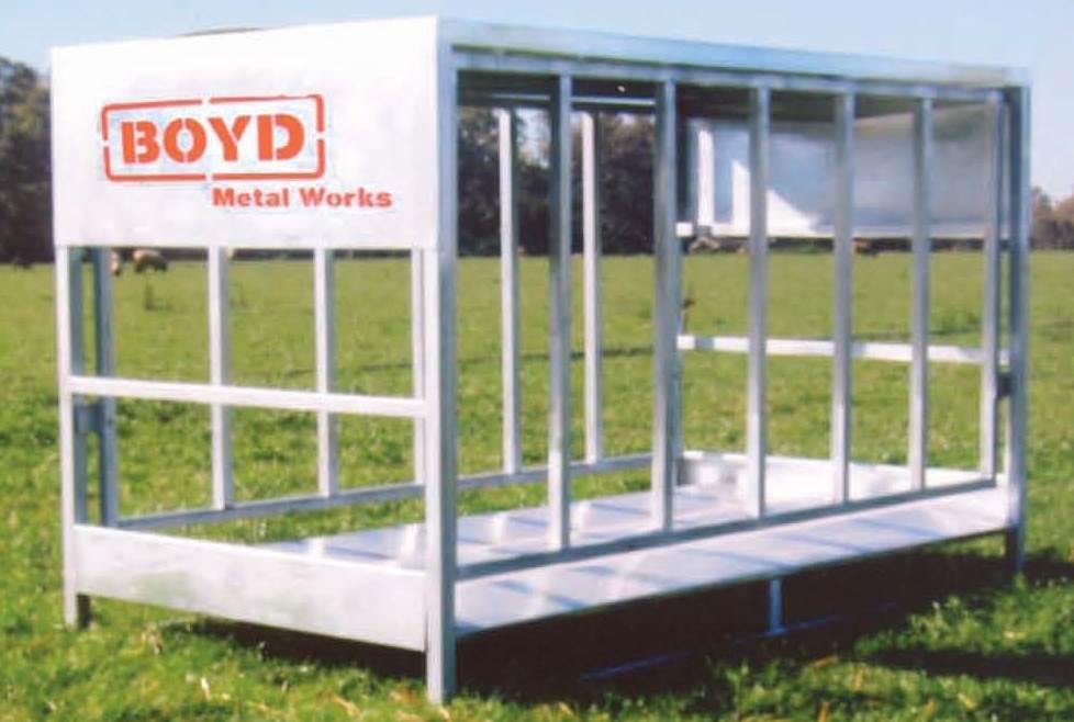 Boyd Hay Feeder – XL