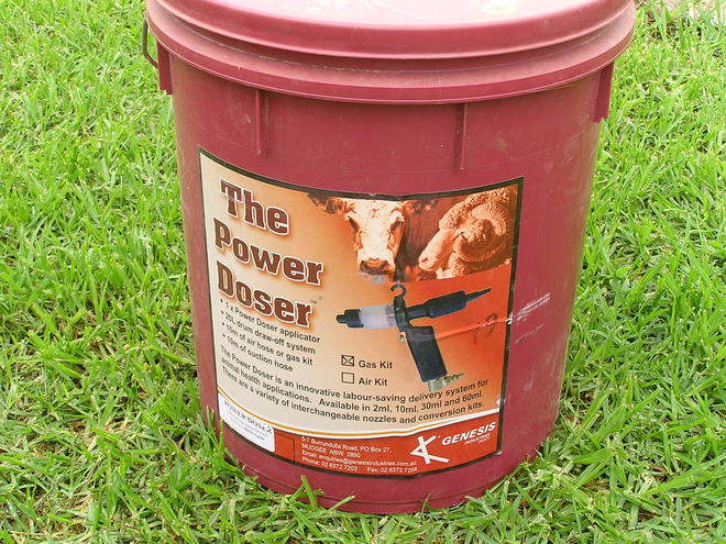 Genesis Power Doser