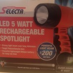 Selecta LED Spotlight