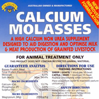 Olsson's Calcium Molasses Block