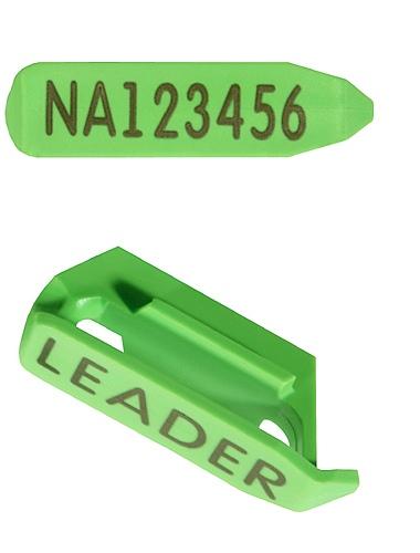 Leader Jumbo EID Tags