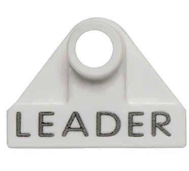 Leader Re-Useable HDX Tag