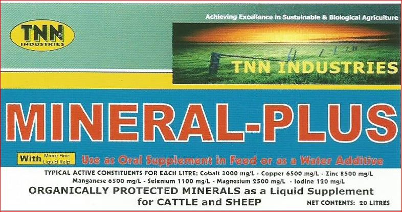 TNN Mineral Drench