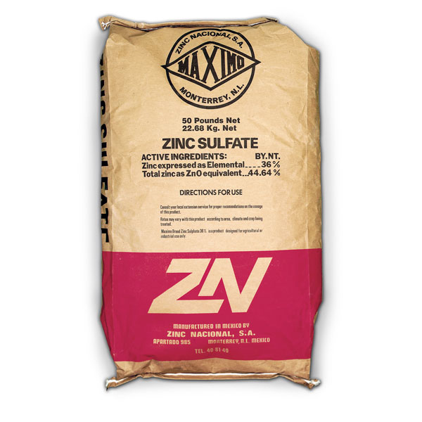 Zinc Sulfate (25kg)