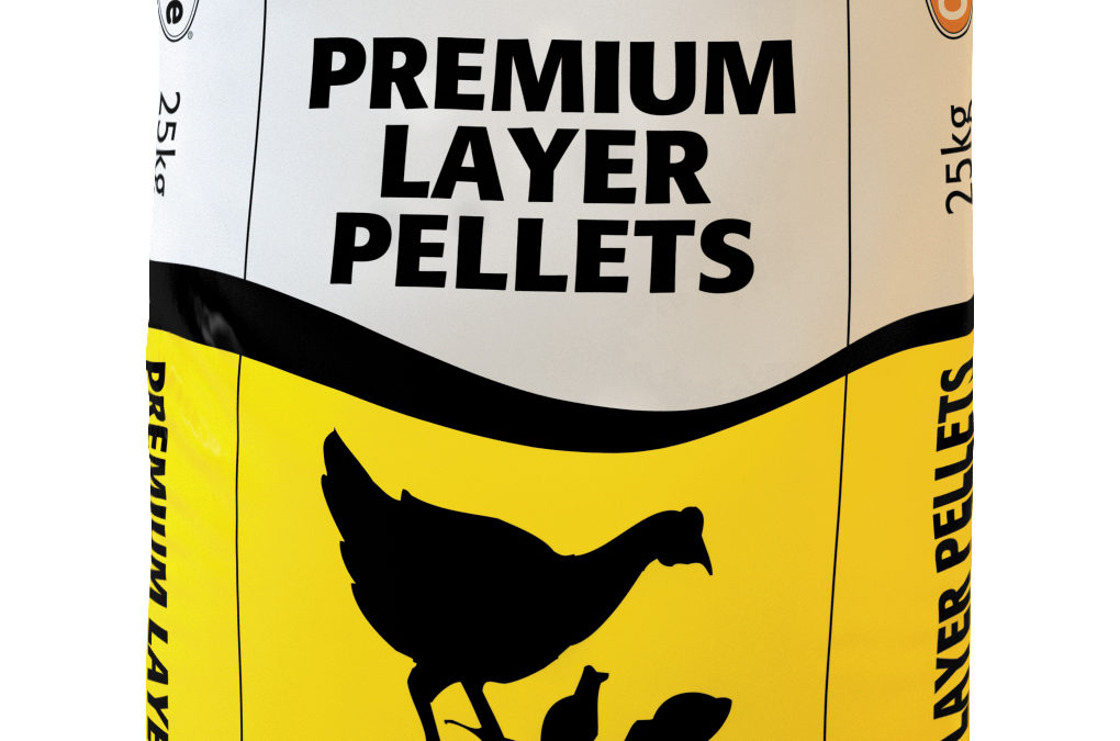 CopRice Premium Layer Pellets 25kg