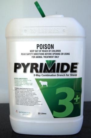 Pyrimide
