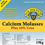 Olsson's Calcium Molasses + 10% Urea
