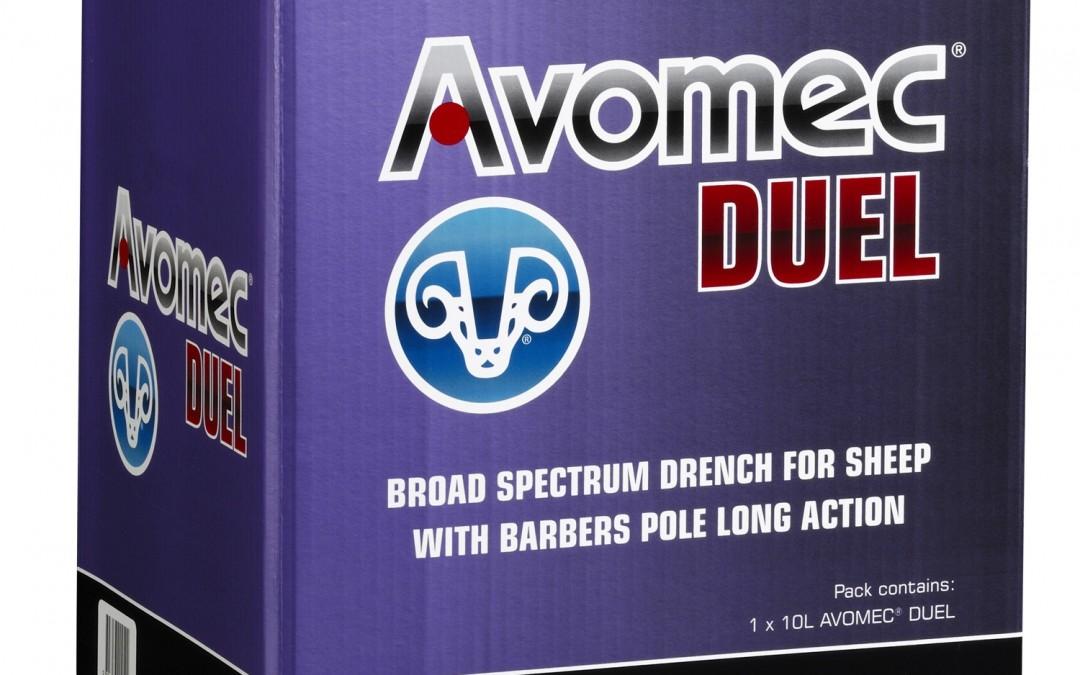 Avomec duel 10Lts