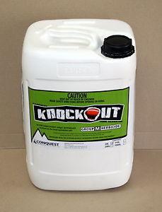 Knockout Glyphosate 20L