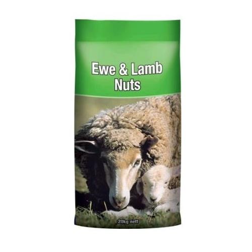 Laucke Ewe & Lamb Nuts 20kg