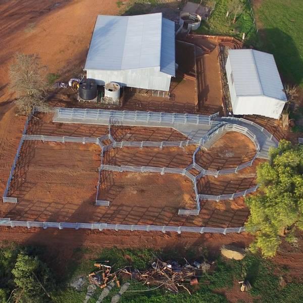 Arrowquip Sheep Yards & Handling Equipment
