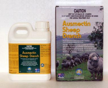 Ausmectin Sheep Drench 1Ltr