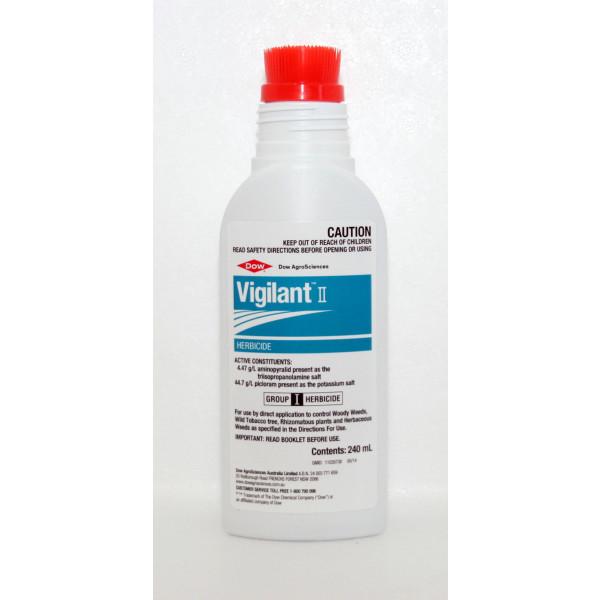 Vigilant II Herbicide 250ml