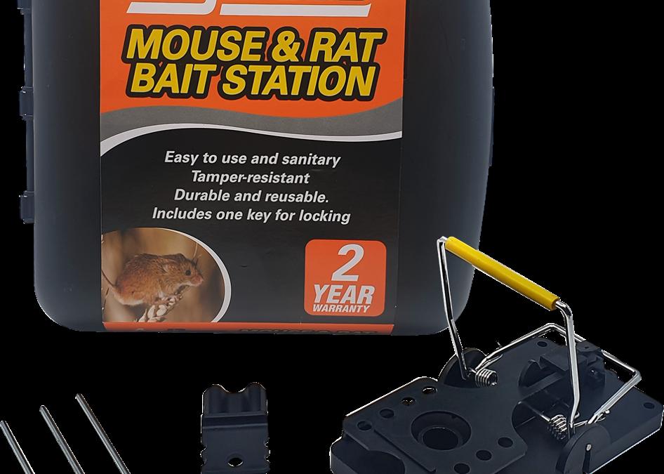 Mouse & Rat Bait Station
