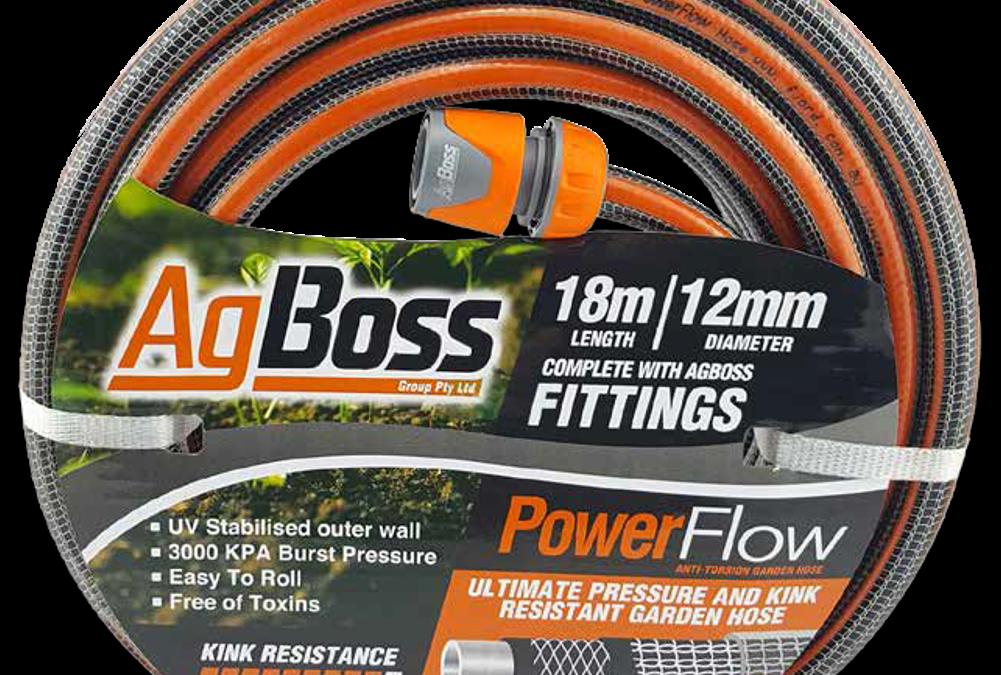 Premium Garden Hose 18mm x 18mtr – No Fittings